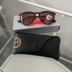 "Ray Bans ""Erika"" sunglasses brand new"